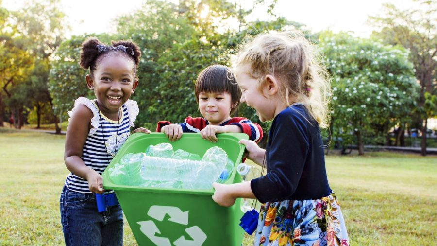 Teaching Children About Sustainability