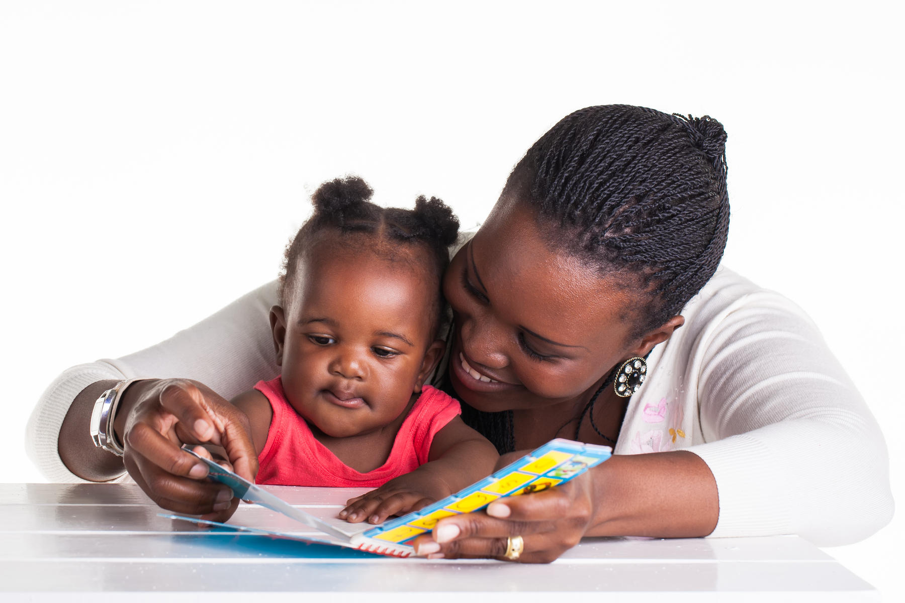 Reading With Babies & Toddlers
